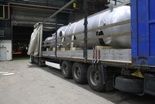 Đuro Đaković industrijska rješenj d.d. : Gas separators delivered to CPS Molve I